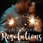 Simple Relationship Resolutions