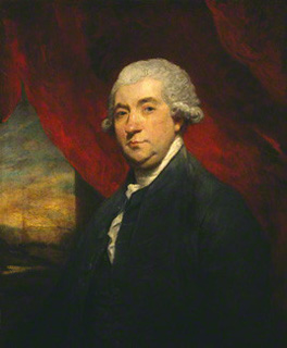 James Boswell by Sir Joshua Reynolds, 1785