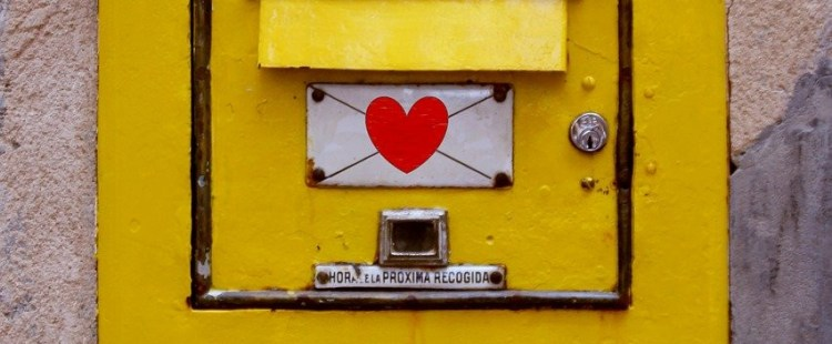 Liebesbriefe Valentinskarten