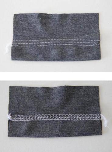 Плоский шов (распошивальный шов): описание, назначение. Чем отличается распошивалка от коверлока?