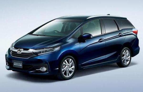 История моделей Honda: Shuttle, Civic Shuttle, Fit Shuttle