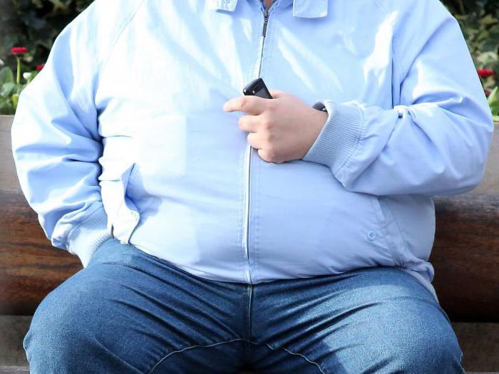 Ожирение по женскому типу у мужчин: причины и особенности