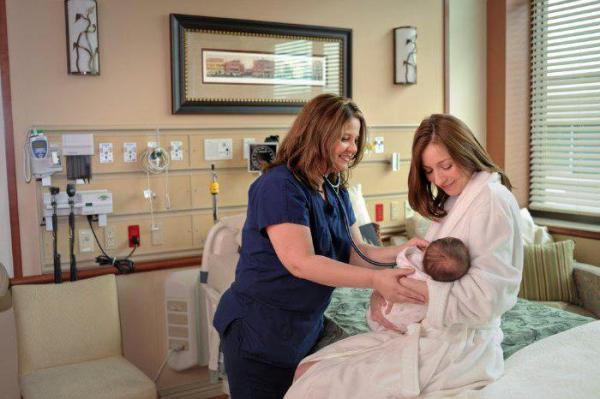 Сколько лежат в роддоме после родов и от чего это зависит