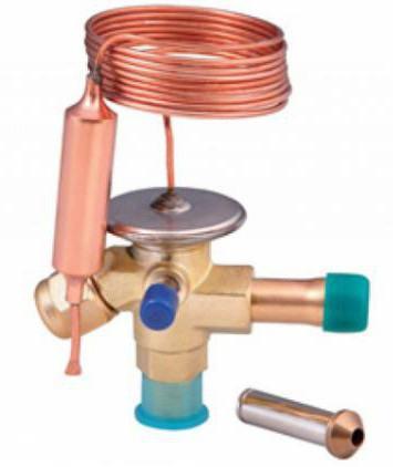 Терморегулирующий вентиль: принцип работы, устройство и характеристики