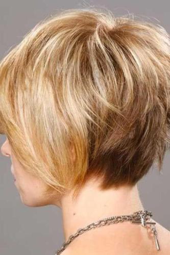 Волосы лесенкой: нюансы и фото