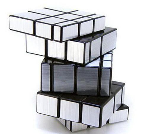 Как собрать зеркальный кубик Рубика? Разбираемся в головоломке