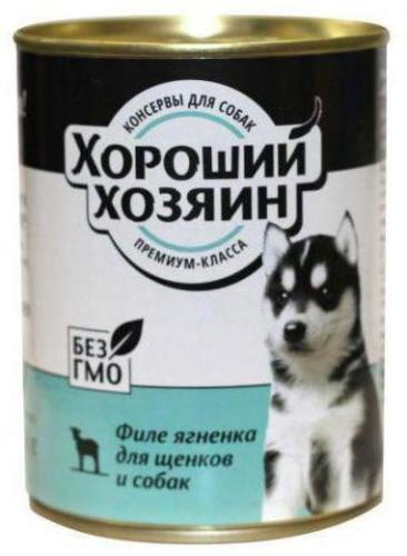 Корм для собак «Хороший хозяин»: состав и отзывы