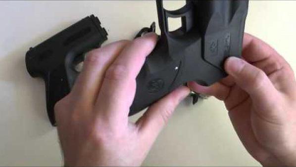 Аэрозольный пистолет «Премьер» – эффективное средство защиты от нападения