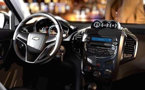 Chevrolet Niva: клиренс.