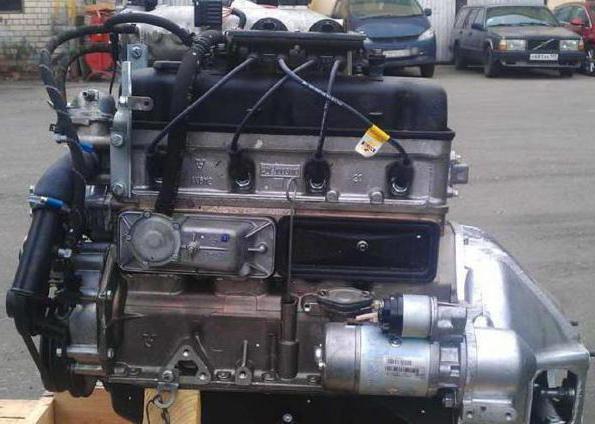Двигатель УМЗ-421: характеристики