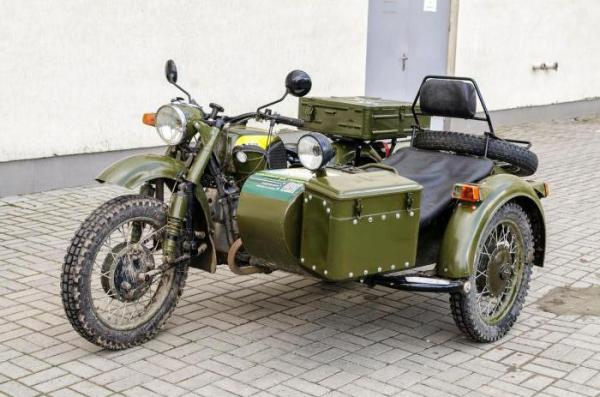 История мотоциклов отечественного производства