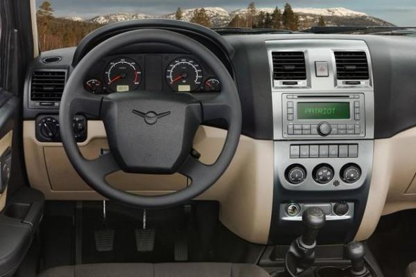Реальный расход топлива: дизель УАЗ «Патриот»