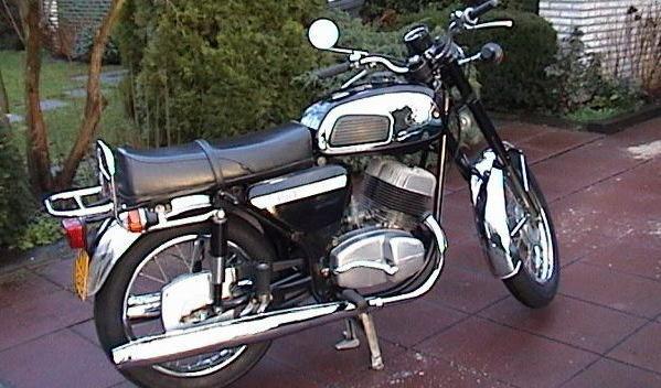 «Ява-634» – популярный мотоцикл семидесятых