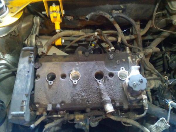 Замена прокладки ГБЦ ВАЗ-2112 (16 клапанов) своими руками