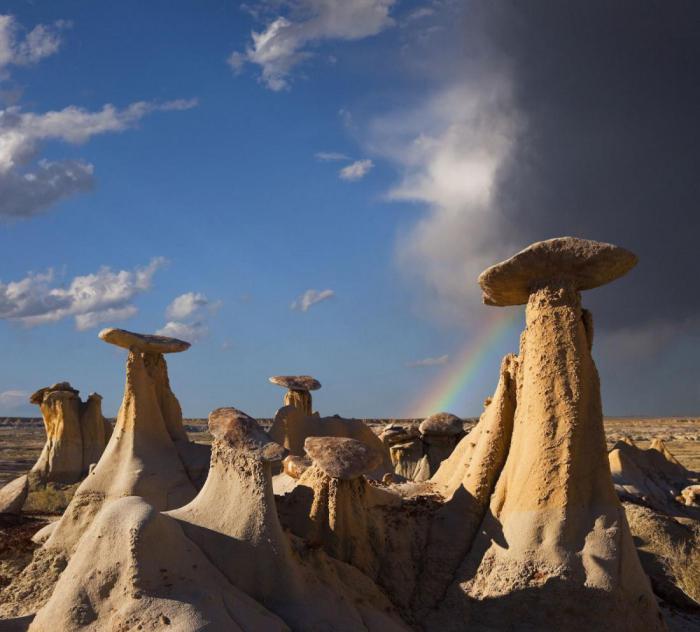 20 удивительных мест нашей планеты, в существование которых трудно поверить