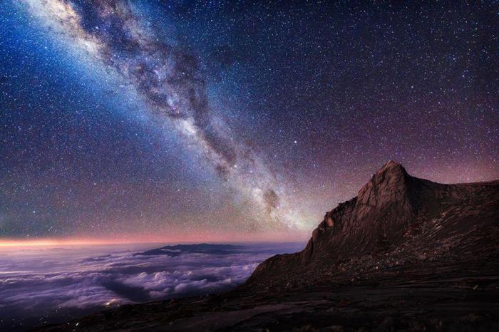Как выглядит Млечный Путь из разных уголков мира?