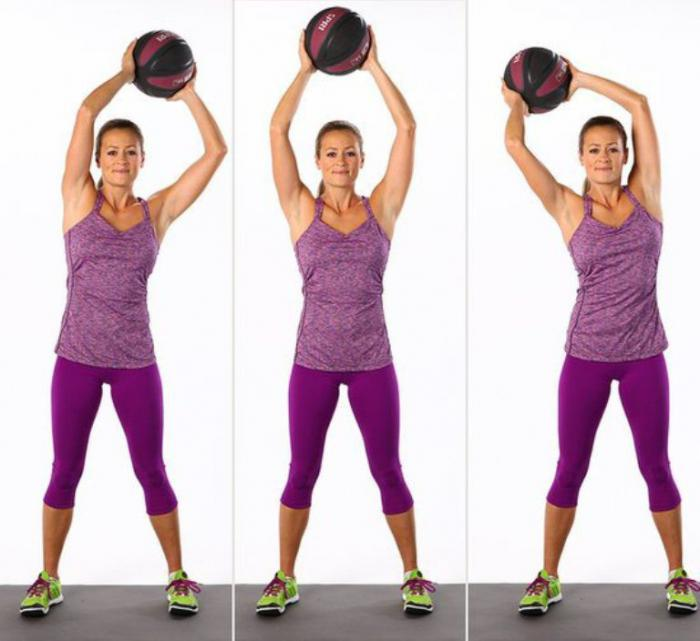 Тонизируем мышцы пресса: 25 лучших упражнений