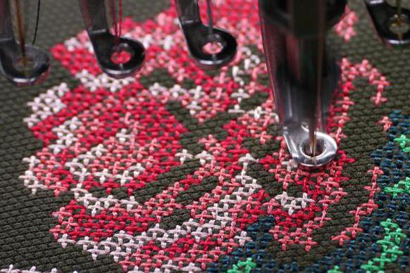 Особенности и дизайны машинной вышивки: описание основных принципов