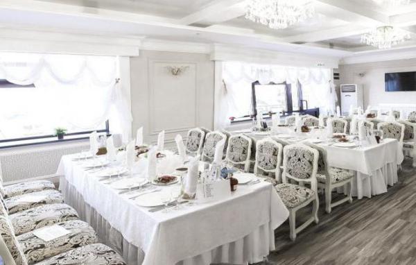 Кафе «Базилик» в Тольятти - торжество на высшем уровне