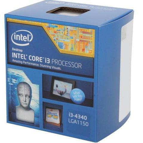 Процессорное решение Intel Core i3 - 4340. Характеристики, параметры и отзывы