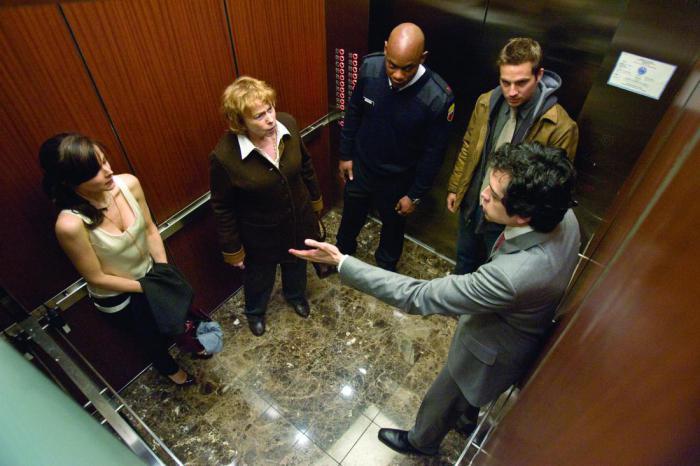 Что делать и о чем говорить, если вы застряли в лифте с генеральным директором