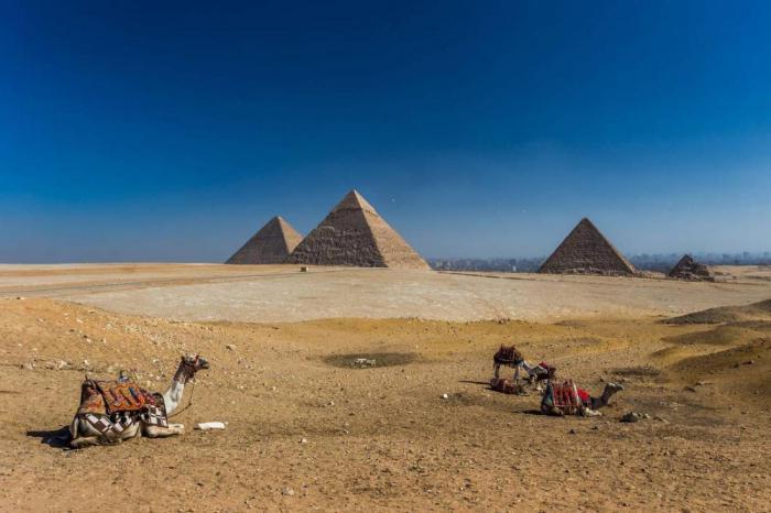 Древний папирус открывает секрет строительства пирамид Гизы