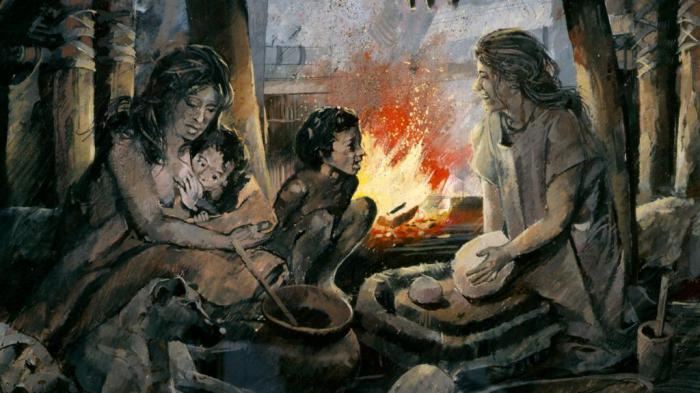 Оказывается, в бронзовом веке женщины исследовали новые земли, тогда как мужчины сидели дома