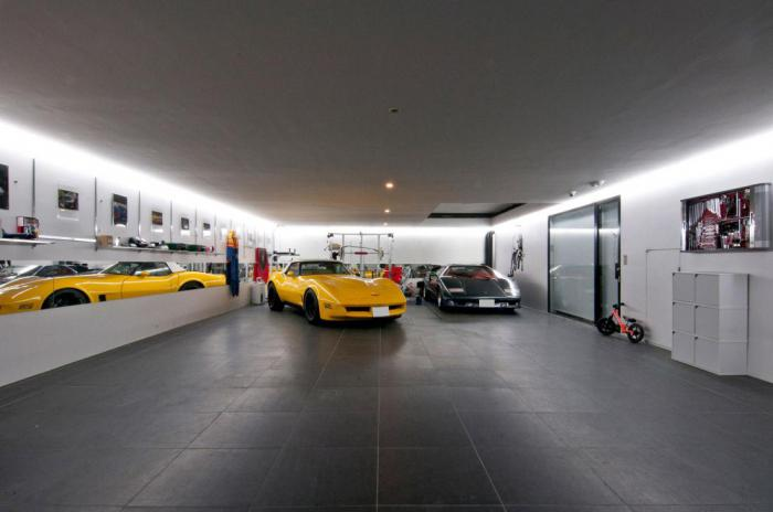 Самые невероятные парковки для автомобилей