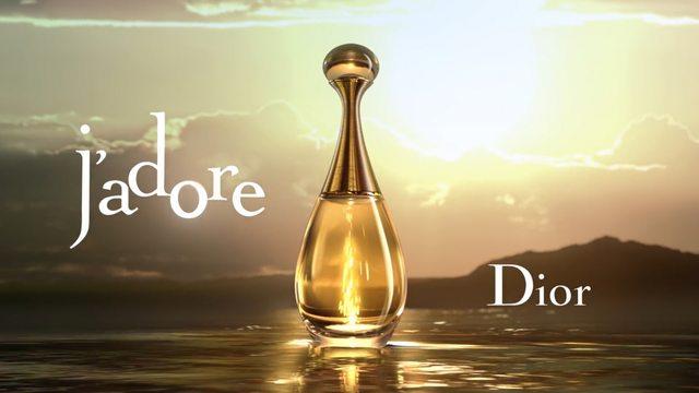Диор Жадор реклама