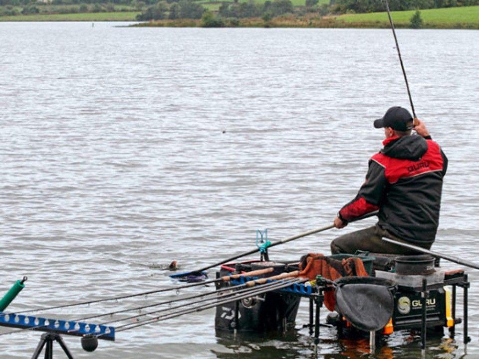 рыбалка с фидером