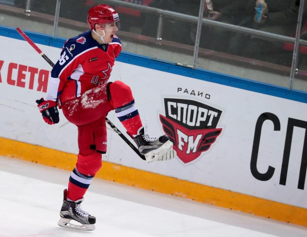 Кузьменко в ЦСКА, победа