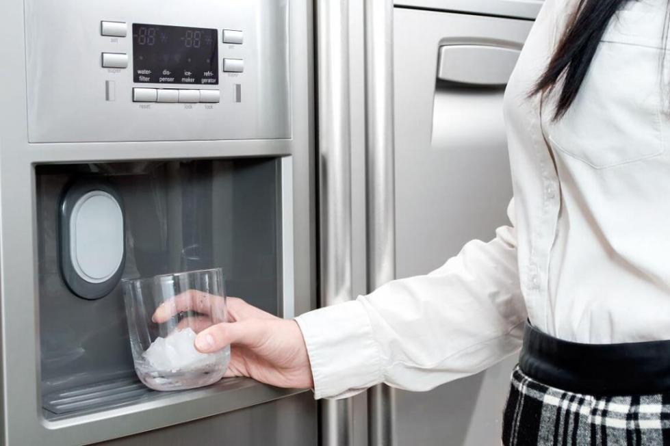 Раздатчик холодной воды