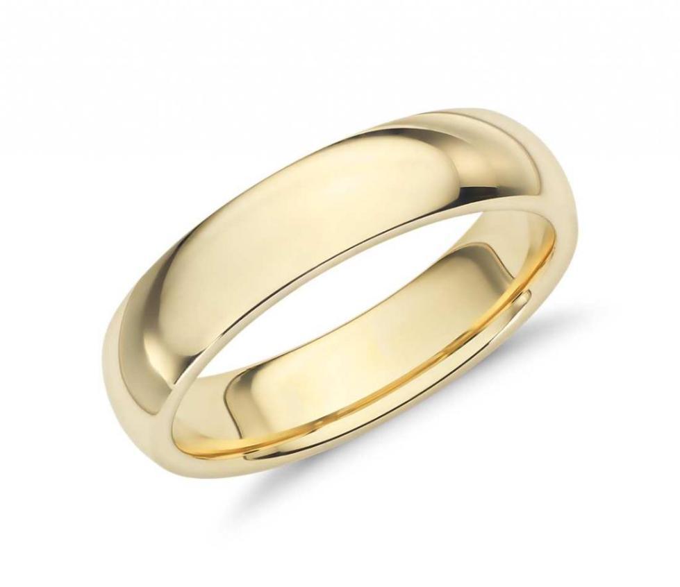 Какие покупать обручальные кольца приметы