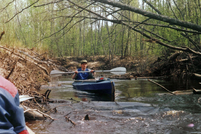 сплав на реке сясь