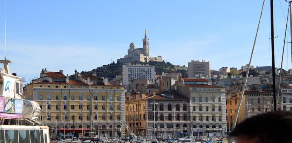Порт Марселя