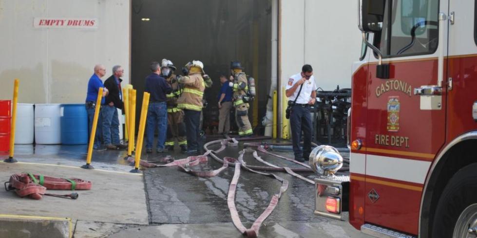 Действия после пожара