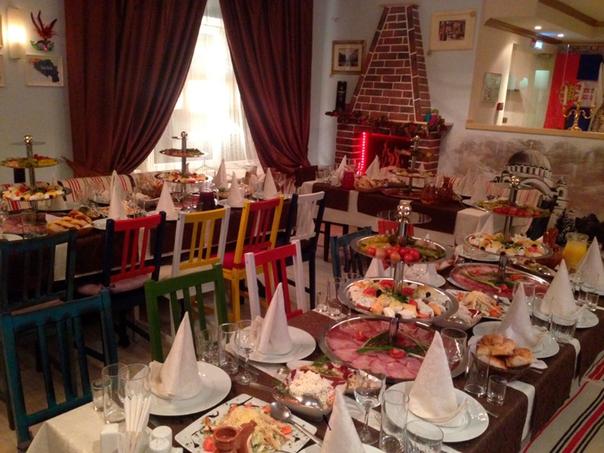 ресторан сербия на улице говорова