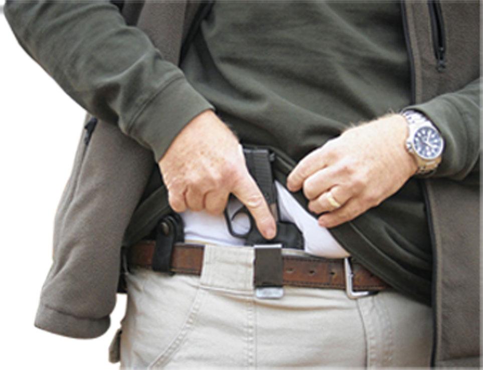 Справка от психиатра для ношения оружия