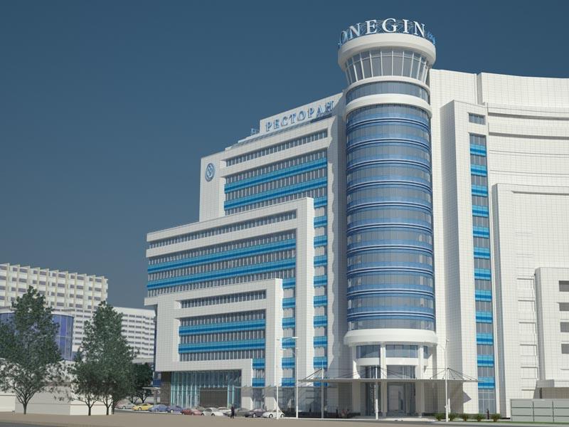 Отель в Екатеринбурге