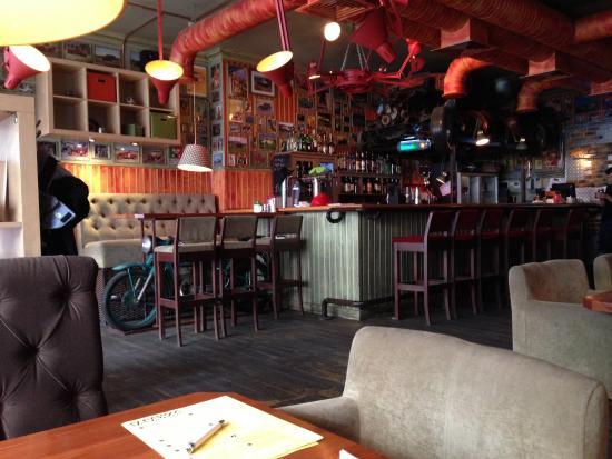 Ресторан Холостяк