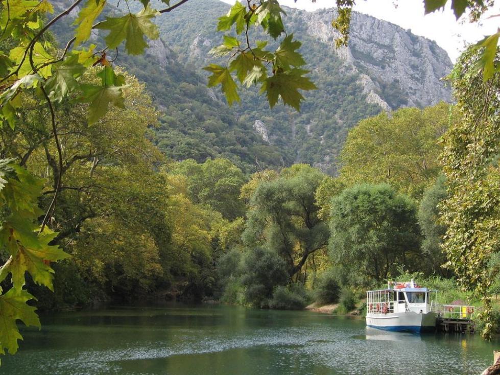 Лариса (Греция): река