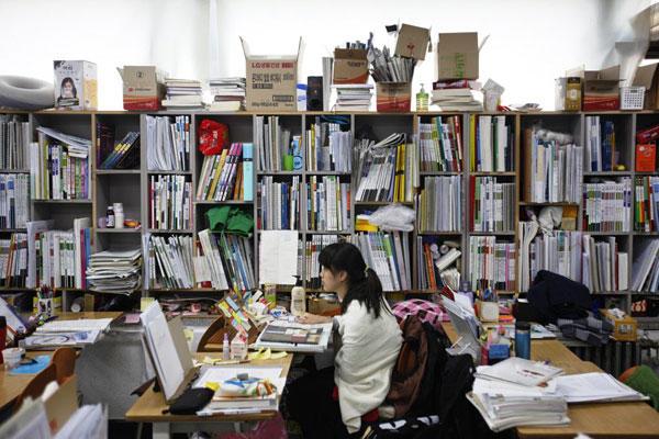 Студенческие библиотеки Южной Кореи