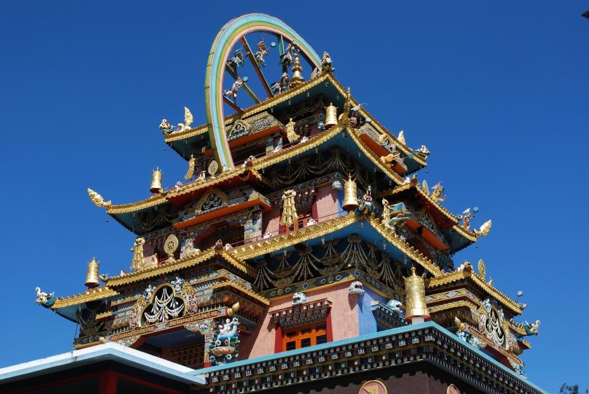 Тибетские монастыри фото