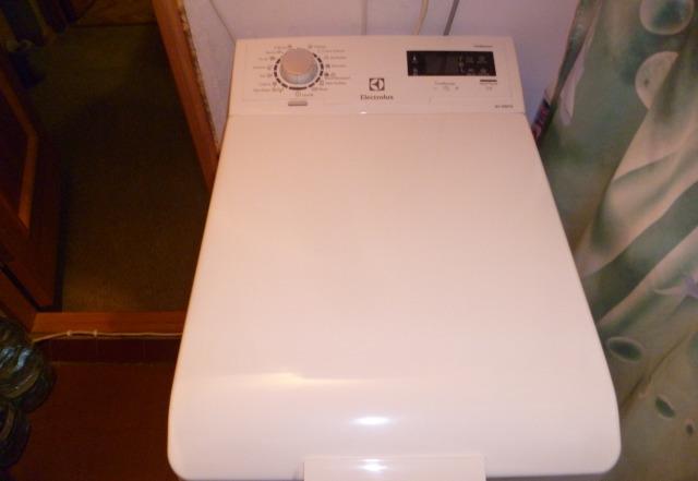 стиральная машина electrolux ewt1066edw обзор