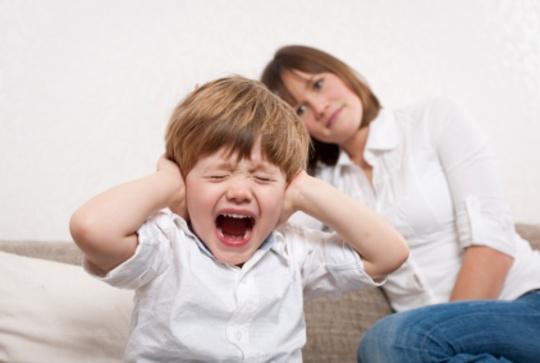 Плохое поведение детей