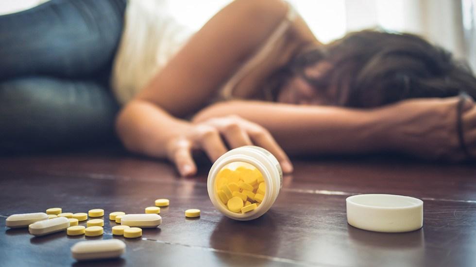 зависимость от лекарственных препаратов