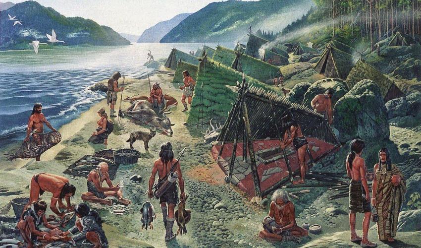 Поселение родовой общины