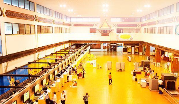 Реконструкция аэропорта Дон Муанг