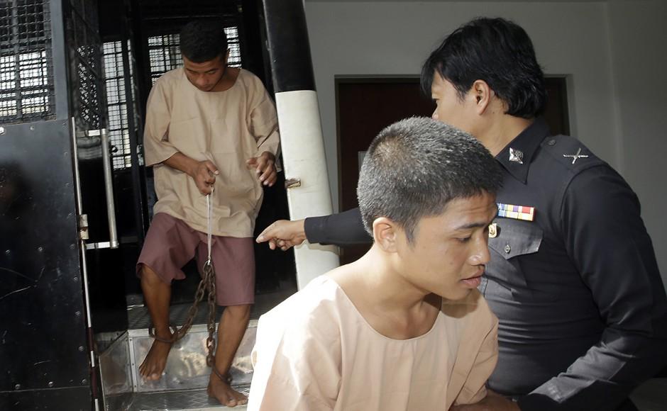 название тюрем в тайланде