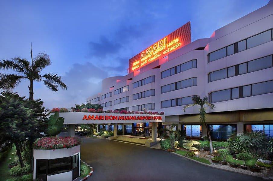 Amari Don Muang hotel
